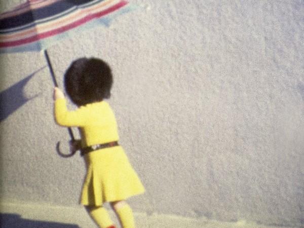 Francesca Catellani, Gargano (Puglia, 1970), fotografia per installazione Memories in Super8, stampa digitale su carta fotografica, cm. 17x17. Galleria Parmeggiani, Reggio Emilia, 2018