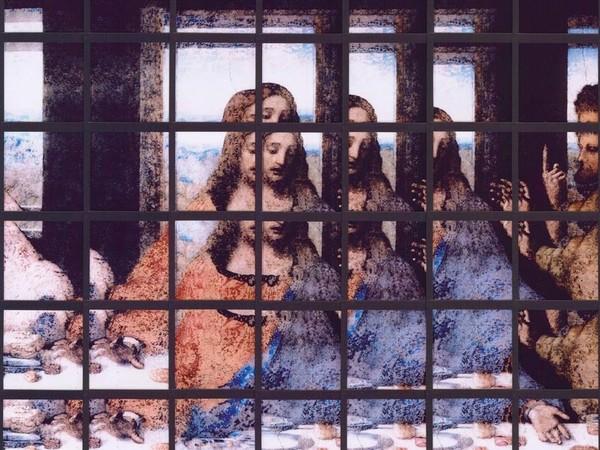 Maurizio Galimberti. Il Cenacolo di Leonardo da Vinci