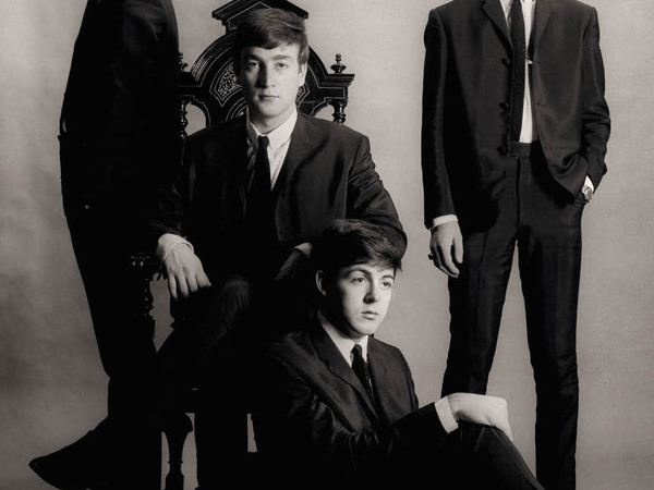 Astrid Kirchherr, The Beatles