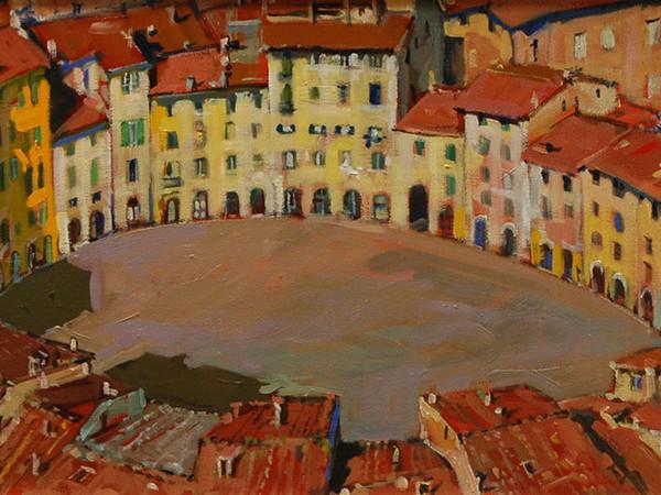 Claudio Cantini, Anfiteatro