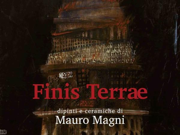 Mauro Magni. Finis Terrae, Museo Civico - Palazzo Donadoni, Melfi