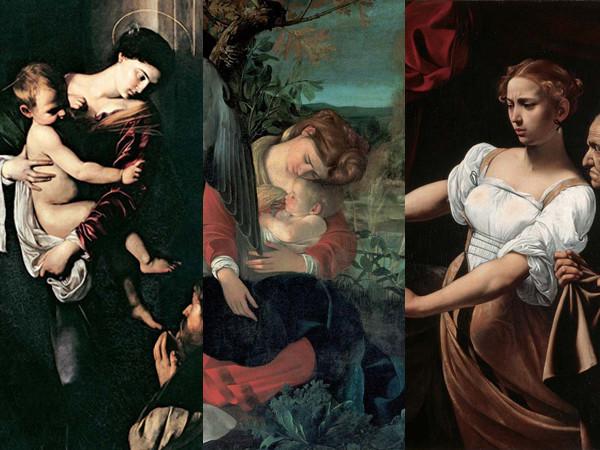 Le modelle di Michelangelo Merisi<br />