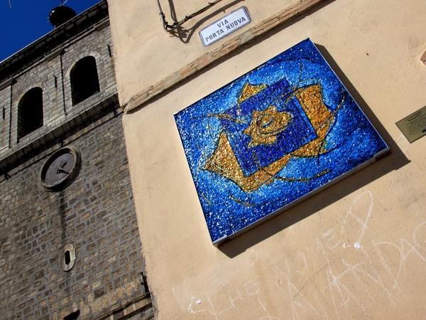 Un mosaico per Tornareccio. La città delle api e dei mosaici