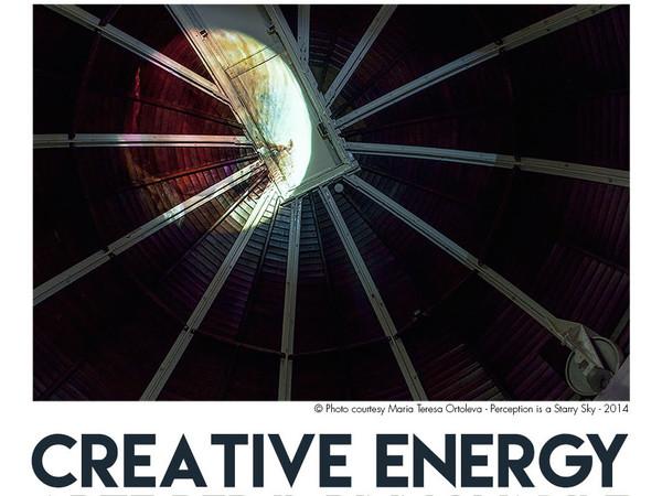 Creative Energy. Arte per il rinnovabile