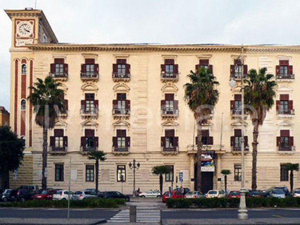 Palazzo Sant'Agostino, Salerno