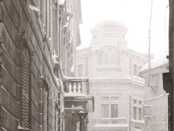 Il centro storico di Macerata nei Fondi fotografici Balelli 1890-1950