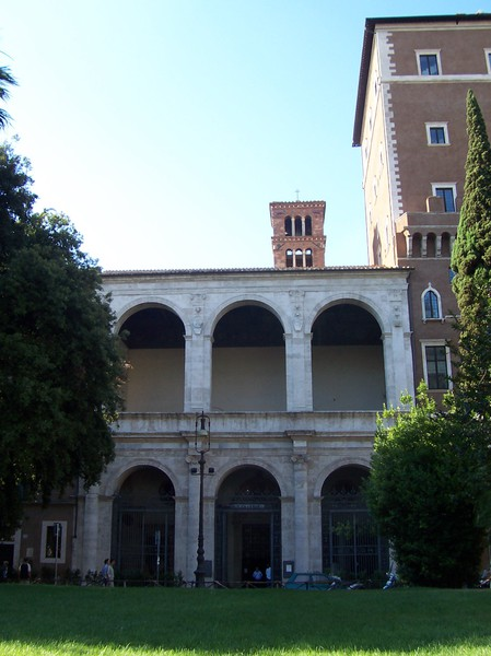 Basilica di San Marco Evangelista in Campidoglio