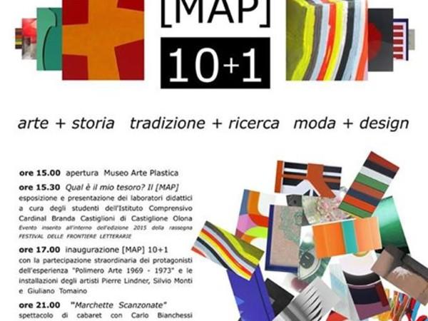 [MAP] 10+1: arte + storia, tradizione + ricerca, moda + design