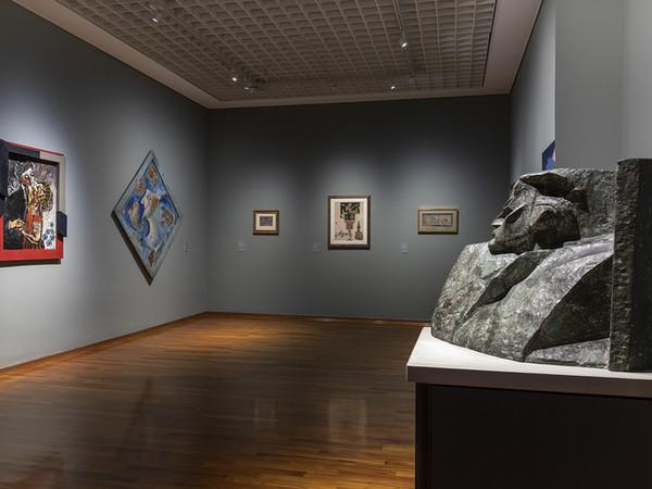 Il primato dell'opera. Il nuovo allestimento della collezione del Novecento storico, GAM – Galleria Civica d'Arte Moderna e Contemporanea, Torino
