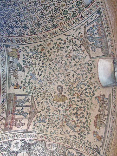 Mosaici IV secolo