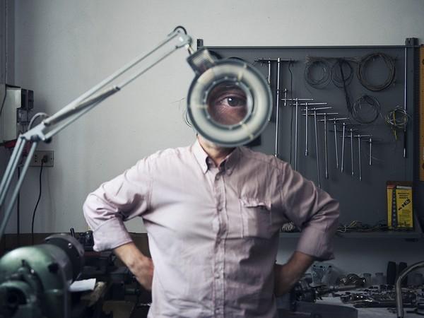 Wilfred Lim, Davide Battilani. Collezione Battilani, Imola, Italy, 2017