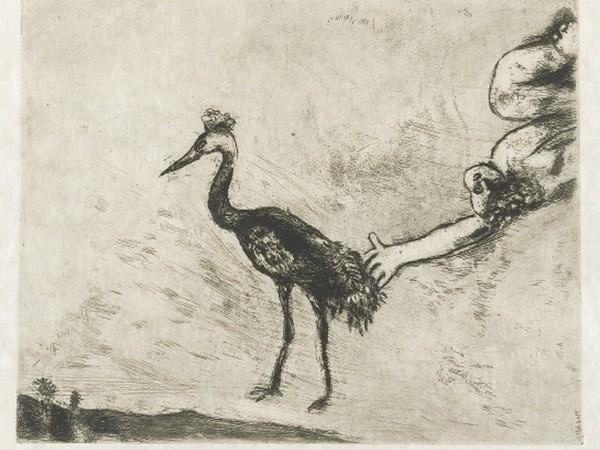 Marc Chagall, Le rane vogliono un re
