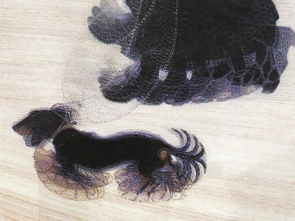Giacomo Balla (1871 - 1958), Dinamismo di un cane al guinzaglio, 1912, Buffalo, Albright-Knox Art Gallery