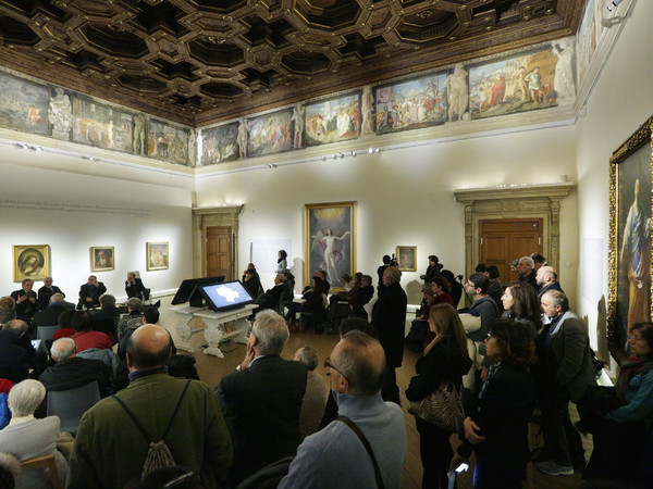 Guido Reni e i Carracci, Palazzo Fava, Bologna
