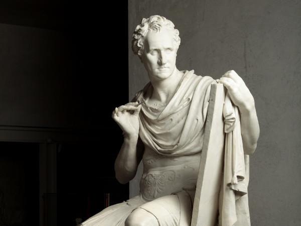 Antonio Canova, <em>George Washington</em>, 1818, Museo Antonio Canova di Possagno, Treviso | Foto: &copy; Fabio Zonta