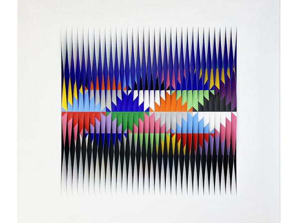 Alberto Biasi, Silenzio e colore. è musica, 2014