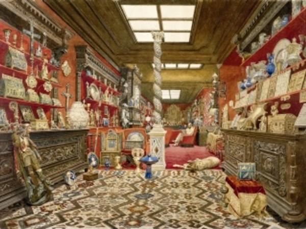 Tesori dell'Ermitage. Collezione Basilewsky, Palazzo Madama, Torino
