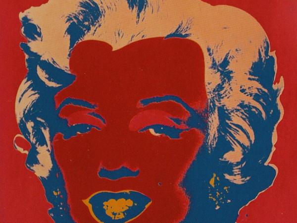 Andy Warhol, Marilyn Monroe (Marilyn), 1967, serigrafia di 250, cm 91,4x91,4