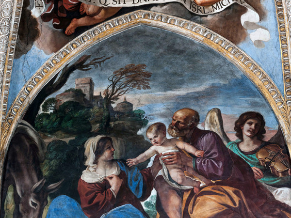 Guercino a Piacenza, Duomo