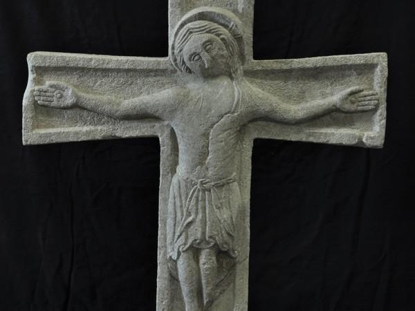 1143: la croce ritrovata di Santa Maria Maggiore