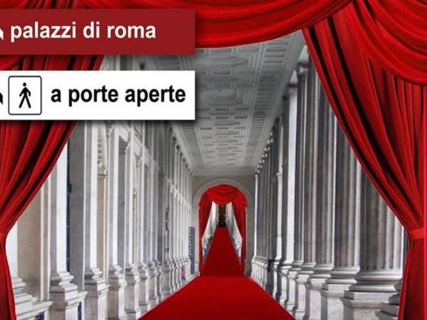 Palazzi di Roma a Porte Aperte 2017