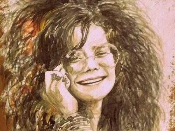Rosi Marsala, Ritratto di Janis Joplin