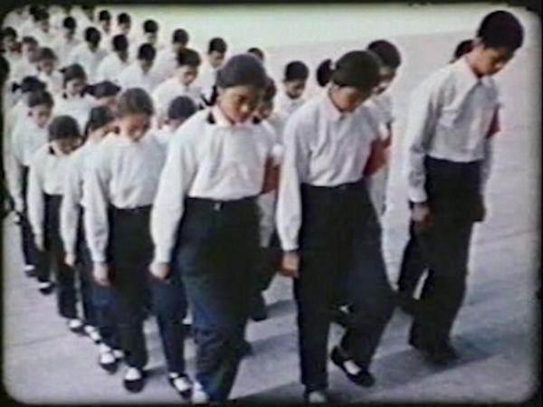 Adrian Paci, Interregnum, Scutari, 1969, video installazione (still)