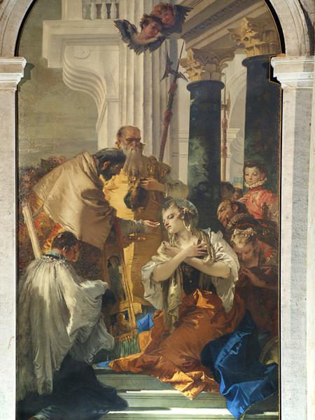 Comunione di Santa Lucia