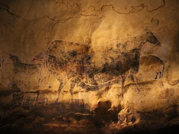 <em>Lascaux 3.0</em> | Courtesy MANN - Museo Archeologico Nazionale di Napoli 2020<br />
