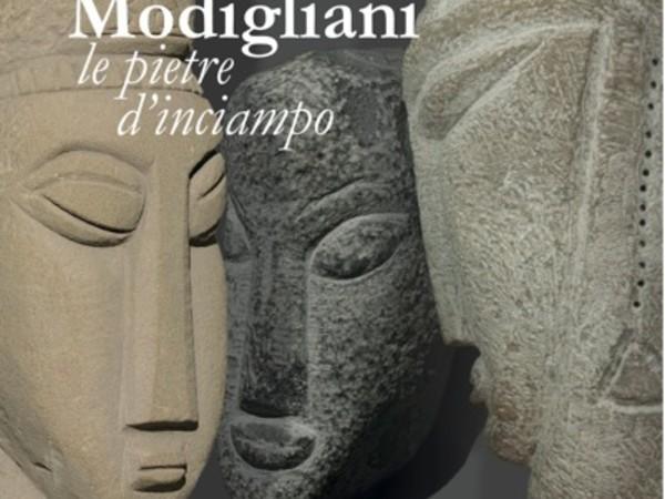 Maurizio Bellandi. Amedeo Modigliani. Le pietre d'inciampo. La storia delle vere teste di Modigliani