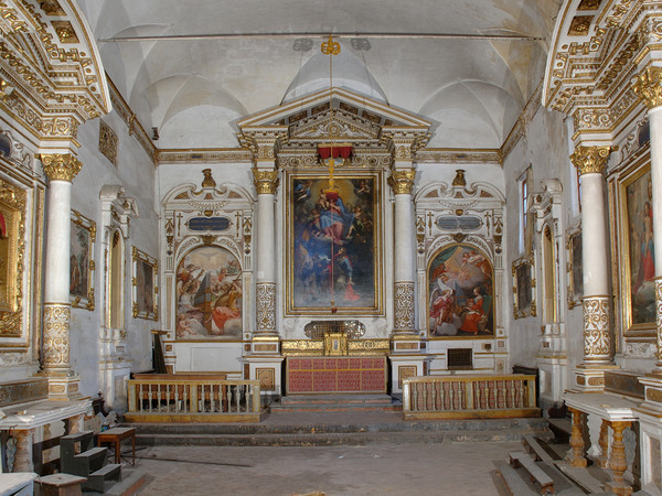 Chiesa del Santuccio, Siena