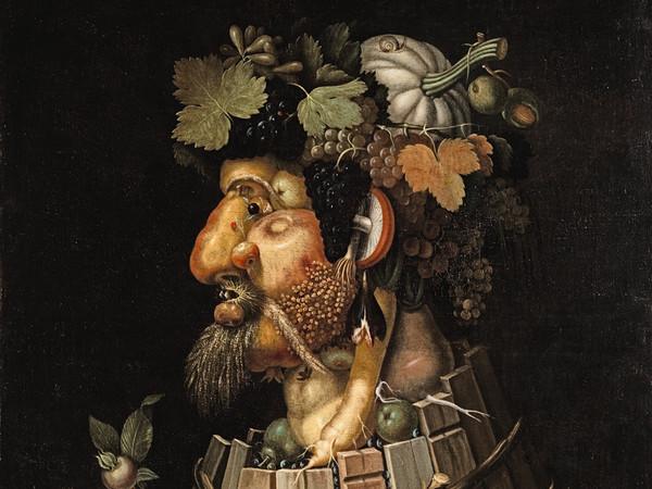 Giuseppe Arcimboldo, L'Autunno, 1572, Olio su tela, 70.2 x 91.4 cm, Denver, Denver Art Museum, lascito di John Hardy Jones