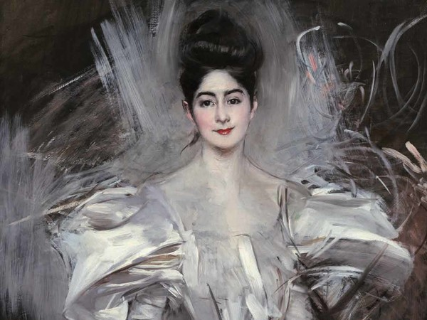 Giovanni Boldini, Fuoco d'artificio, 1892-95. Ferrara, Museo Giovanni Boldini Ferrara