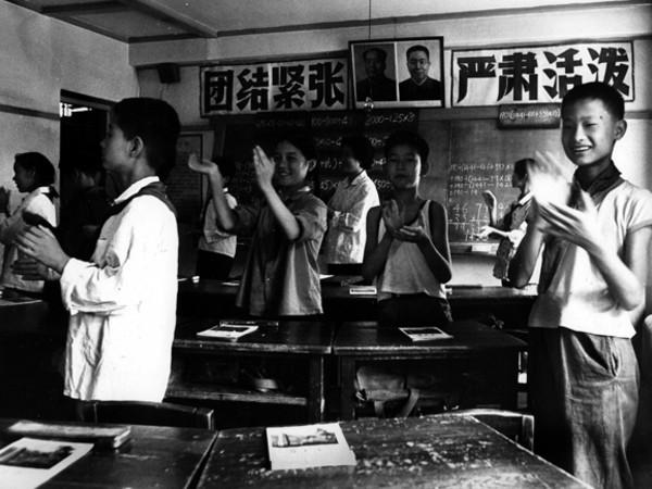 Paolo Gotti, Scuola cinese