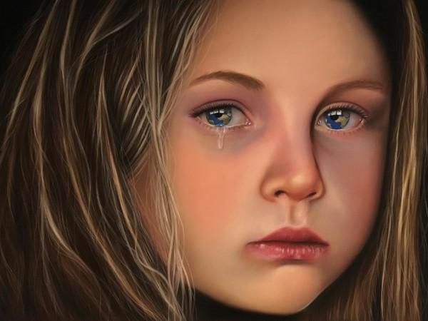 Uman, Una lacrima nel mondo