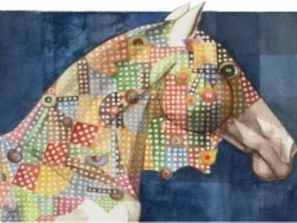 Tano Pisano. Il gioco del cavallo, Palazzo Pubblico, Siena