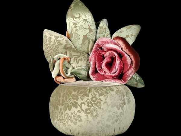 Carla Tolomeo, <em>The Roses Garden</em>, 2019   Courtesy of Galleria d'Arte Contini