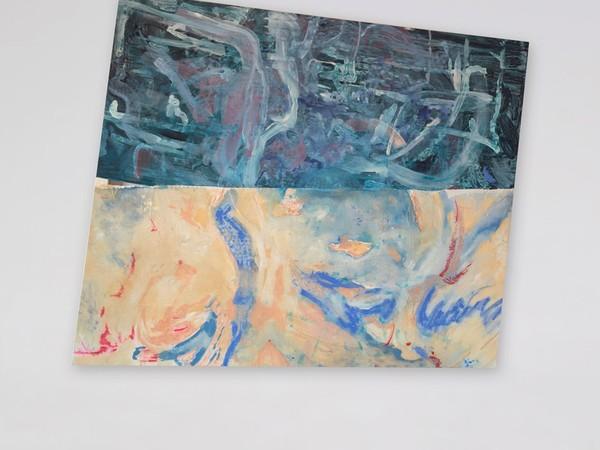 Alice Capelli, Smaterializzazione di un processo pittorico
