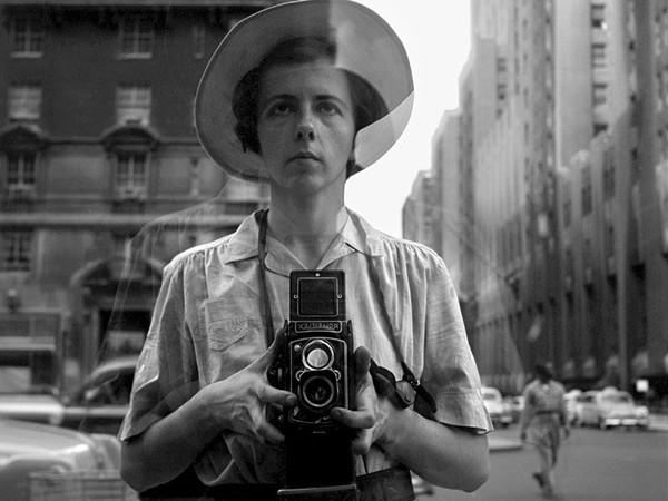 Vivian Maier,<em> New York</em>, 10 settembre, 1955