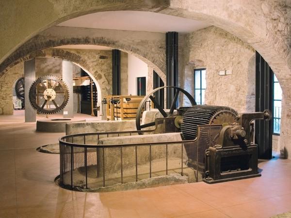 Cilindro olandese, Museo della Carta, Toscolano-Maderno
