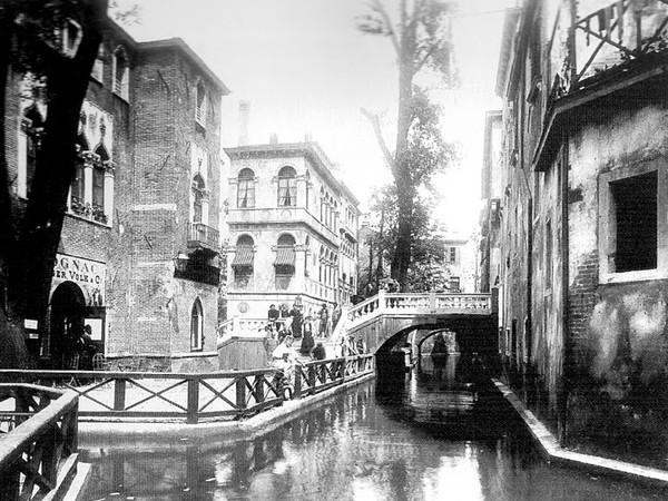 "<em>Themenpark ""Venedig in Wien"" im Wiener Prater</em>, 1895"