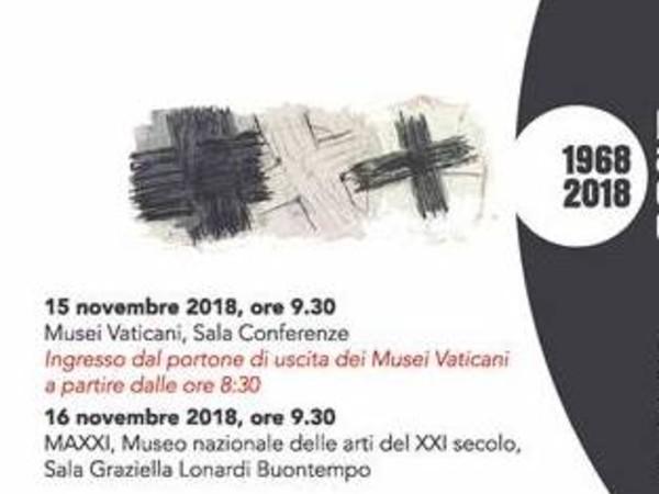 Roma 1968-2018: arte sacra e lugares de culto