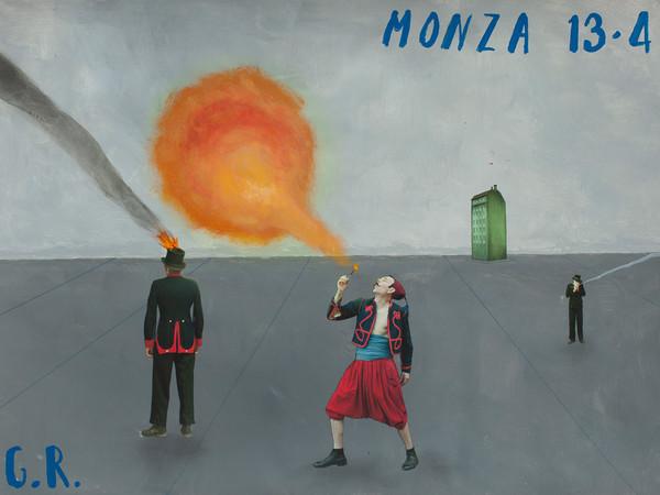 Paolo Ventura, <em>Monza</em>, Da G.R. <em>Grazia Ricevuta</em>, 2020 | © Paolo Ventura<br />