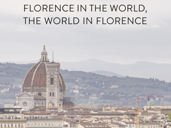 Florence in the world, the world in Florence, Auditorium al Duomo, Firenze