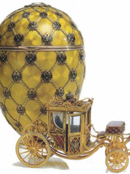 Faberge' alla Venaria, Reggia di Venaria Reale (TO)