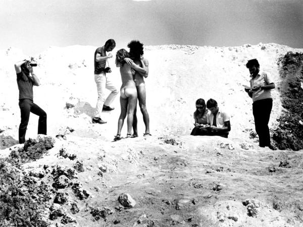Sirio Luginbuhl, Amarsi a Marghera, Il bacio, 1970, Film 8MM