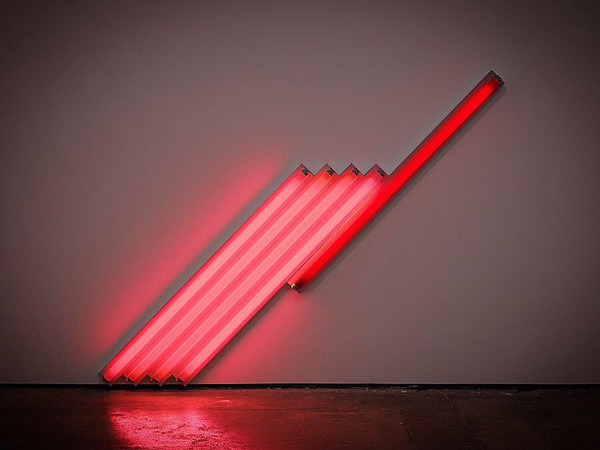 © 2018 Estate of Dan Flavin / Artists Rights Society (ARS), New York