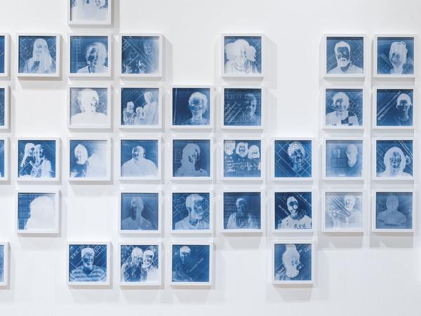 Tommaso Mori, R-Nord, 2018. Veduta dell'installazione presso La Triennale di Milano; Tommaso Mori