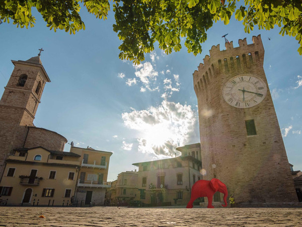 Cracking Art en plein air, San Benedetto del Tronto