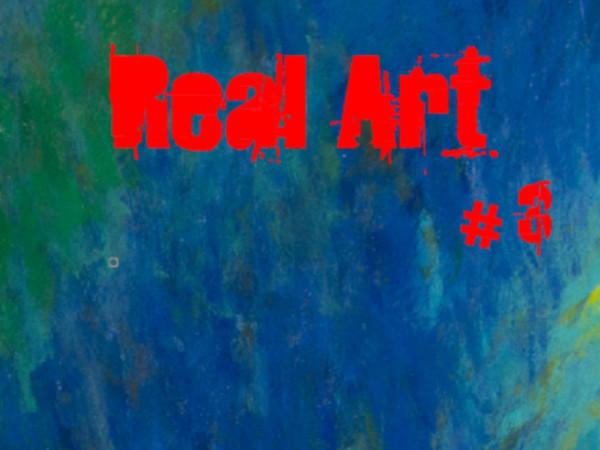 REAL ART #3 - 2017. Arte e Solidarietà